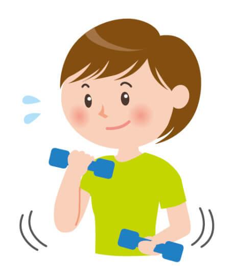 糖尿病の効率の良い運動