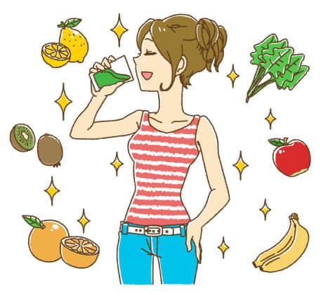 体に良い野菜