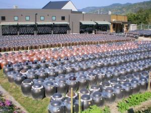 黒酢の壷畑(ツボバタケ)