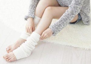 下半身型冷え症