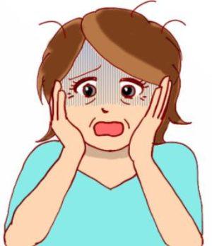 口呼吸で顔の造形が崩れる