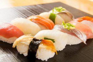 お寿司のダイエット効果